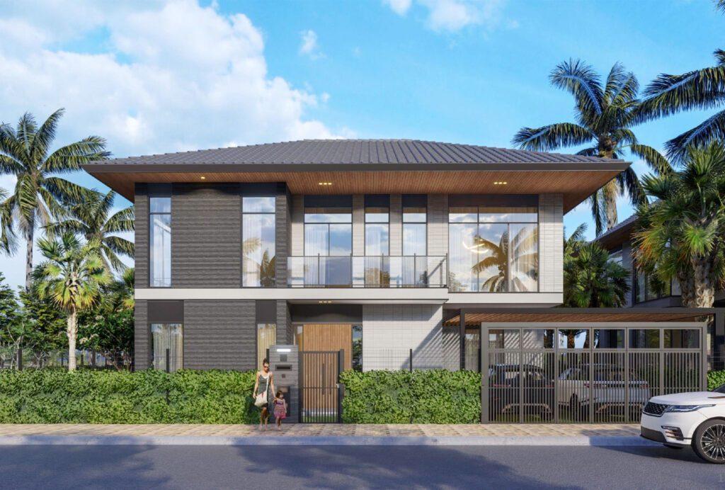 Grand Villa mẫu 14 dự kiến