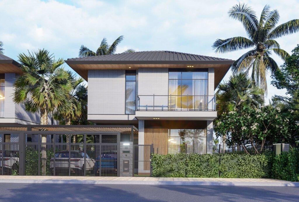 Grand Villa mẫu 15 dự kiến