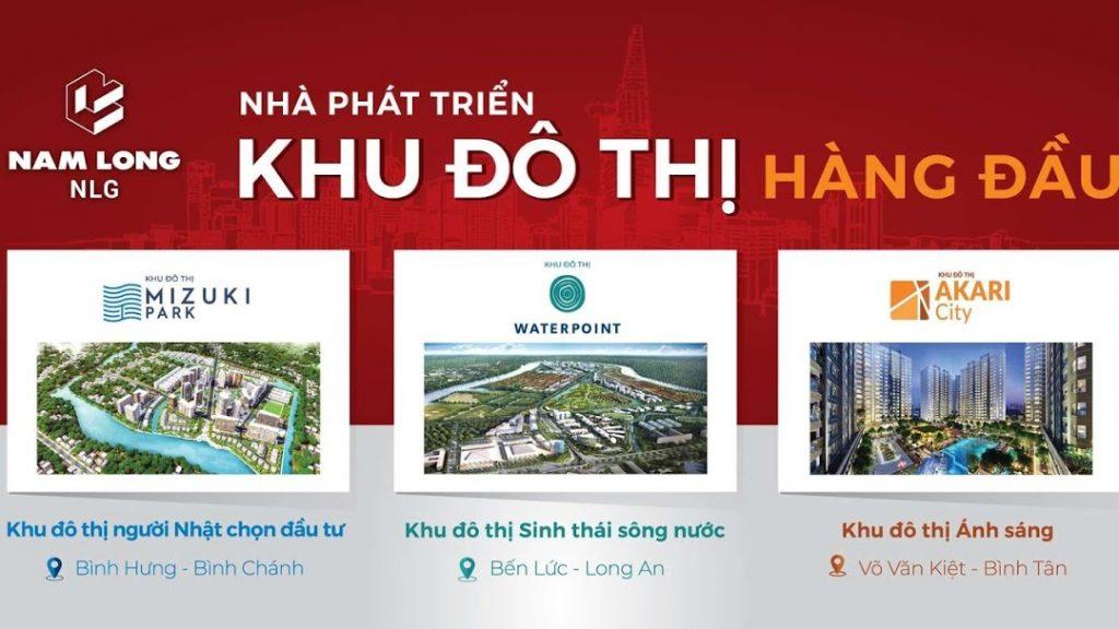 Công ty TNHH MTV Sàn iao dịch BĐS Nam Long