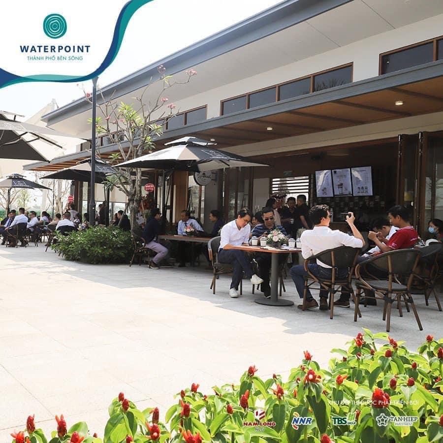 E-Coffee thuộc hệ thống chuỗi cà phê cao cấp của Tập đoàn Trung Nguyên Legend đã có mặt tại Câu lạc bộ ven sông – Bến du thuyền phân khu Rivera 1.