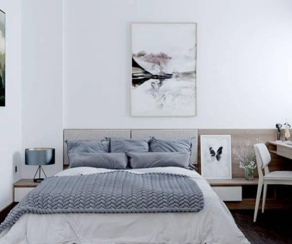 Hình ảnh căn hộ mẫu Ehome Southgate